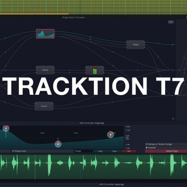 Review: Tracktion 7, Powerful DAW With a Tiny Price Tag