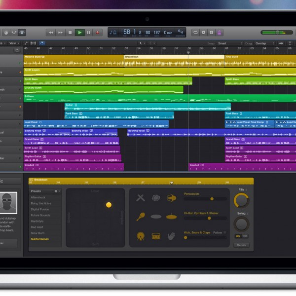 Logic Pro X 10.2 New Plug-Ins—More Than Just A Makeover